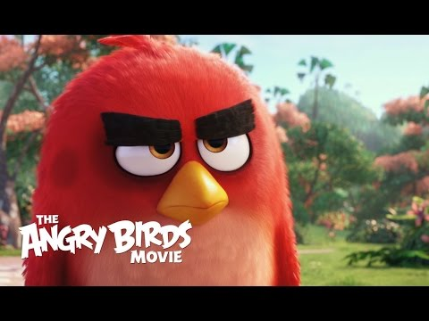 THE ANGRY BIRDS MOVIE - Official Teaser Trailer (HD)
