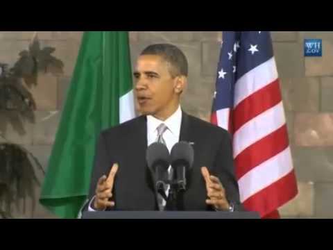 Obama Speaks To Mexico City: