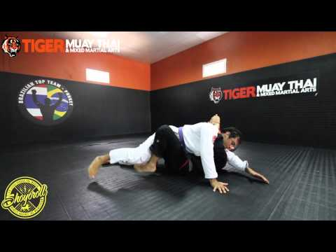 Fernando Maccachero - Technique Of The Week - Butterfly Guard Attacks