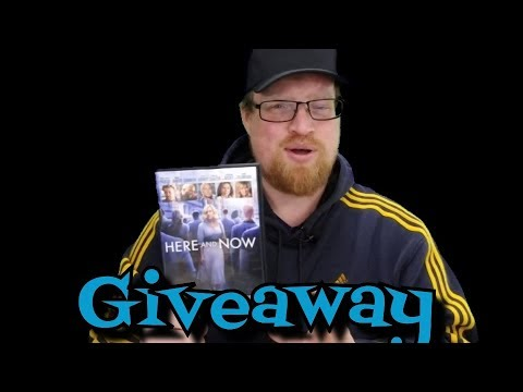 Here And Now DVD Giveaway / Open In USA Only