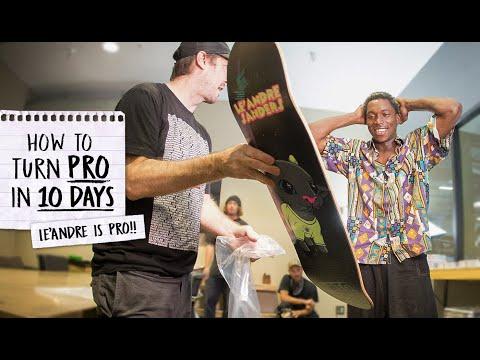 How SkateGoat Turned Pro In 10 Days