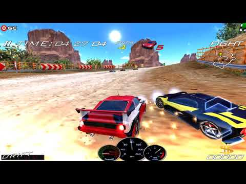 Speed Racing Ultimate 4 / Sports Car Racing Games / Android Gameplay #2
