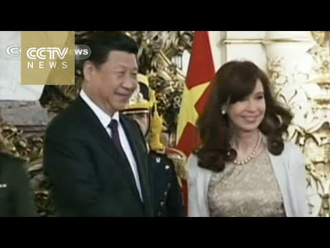 Argentine President to visit China and focus on trade