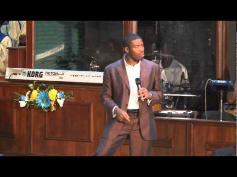 Prophet Brian Carn - Sunday Night