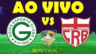 🔴 GOIÁS (2)1x1(3) CRB | COPA DO BRASIL | 21/02/2019