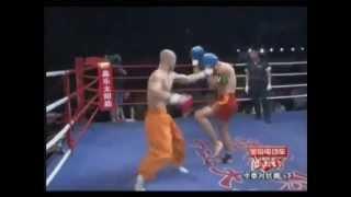 Yi Long Shaolin Style Warrior!