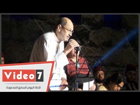 """بالفيديو.. رئيس مهرجان """"سماع"""" للإنشاد الدينى: نهدف لإرساء حوار ثقافات الشعوب"""