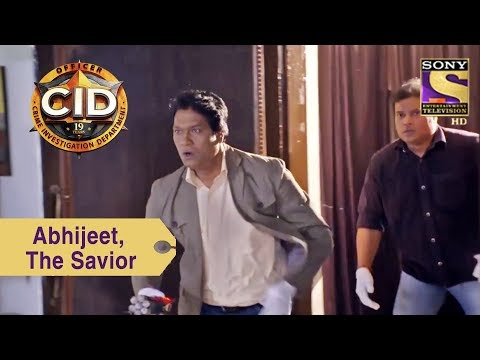 Your Favorite Character   Abhijeet Saves His Team's Lives   CID thumbnail