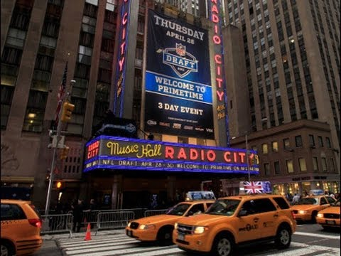 2015 NFL Draft Changing Locations, Moving Out Of New York City | FootballNation.com