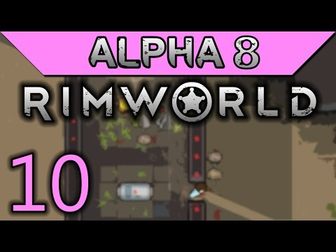 Curse Lifted... Probably | Rimworld Alpha 8 Part 10