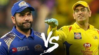 Dhoni vs Rohit who will win today   MI vs CSK Dream11 Prediction and Preview