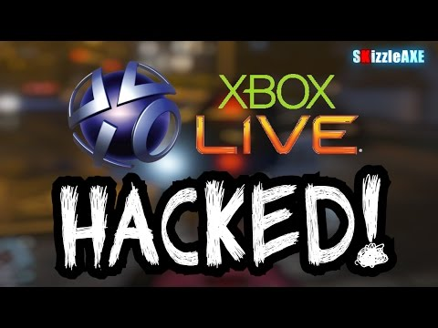 PlayStation Network and Xbox Live HACKED By Lizard Squad! (GTA 5 PS4 Gameplay)