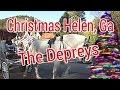 Christmas In Helen, GA  The Depreys