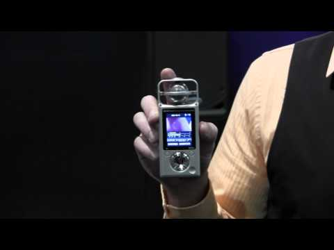 Hyson Music presents the new Zoom Q2HD Video Recorder from Summer NAMM 2012