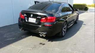 RPi GTM Exhaust System for 2013+ BMW F10 M5