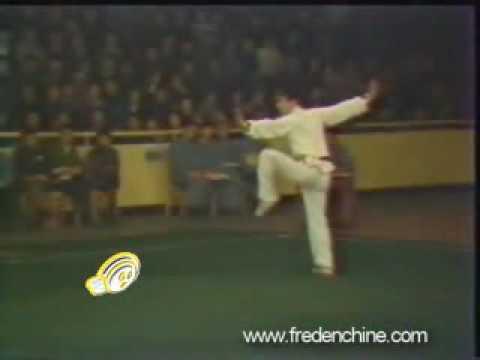 jet li wushu competition 1978