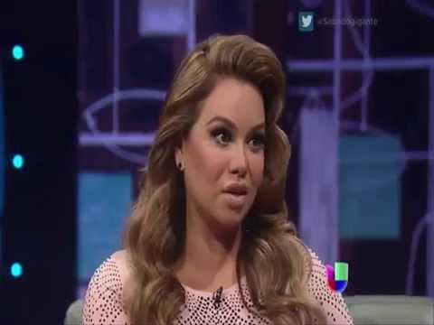 Chiquis Rivera - Entrevista En Sabado Gigante