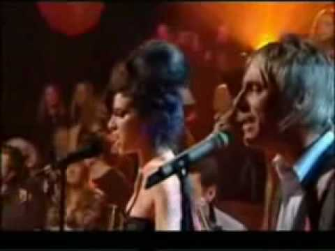 "Amy Winehouse avec Paul Weller: ""I Heard It Through The Grapevine"""