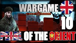 Wargame: Red Dragon -Campaign- Pearl of the Orient: 10