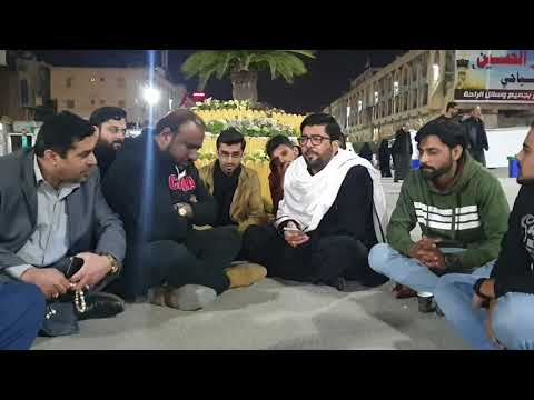 Mir Hasan Mir 2020 | Live At Karbala | Hussain Ghaiz Mei Hai | Manqabat 2020