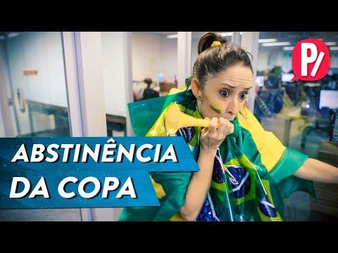 ABSTINÊNCIA DA COPA | PARAFERNALHA Vídeos de zueiras e brincadeiras: zuera, video clips, brincadeiras, pegadinhas, lançamentos, vídeos, sustos