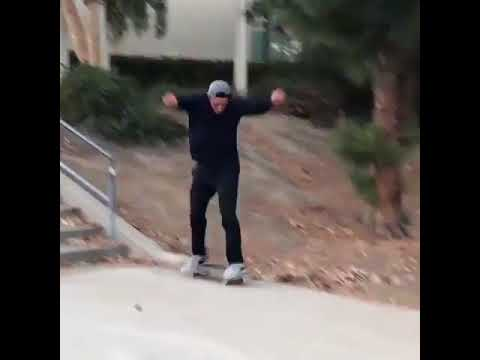 Good day with @robertneal_, @carlosribeiro91 & @prod84 🎥: @kevperez | Shralpin Skateboarding