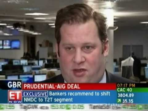 AIG deal will make Prudential king of insurance in Asia