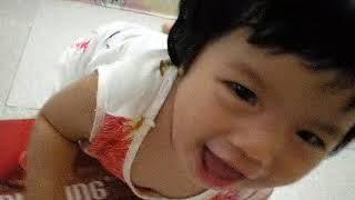 tuổi thơ tươi đẹp của bé Trần Đức Quỳnh Anh