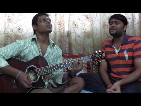 Acoustic version of Morya Morya(ULADHAL) By Nachiket kothurkar...
