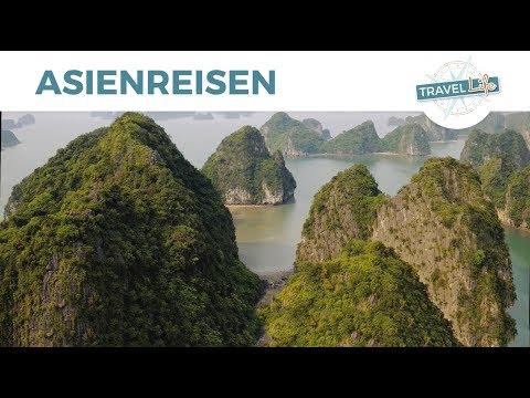 Asienreisen mit Chamäleon – TravelLife