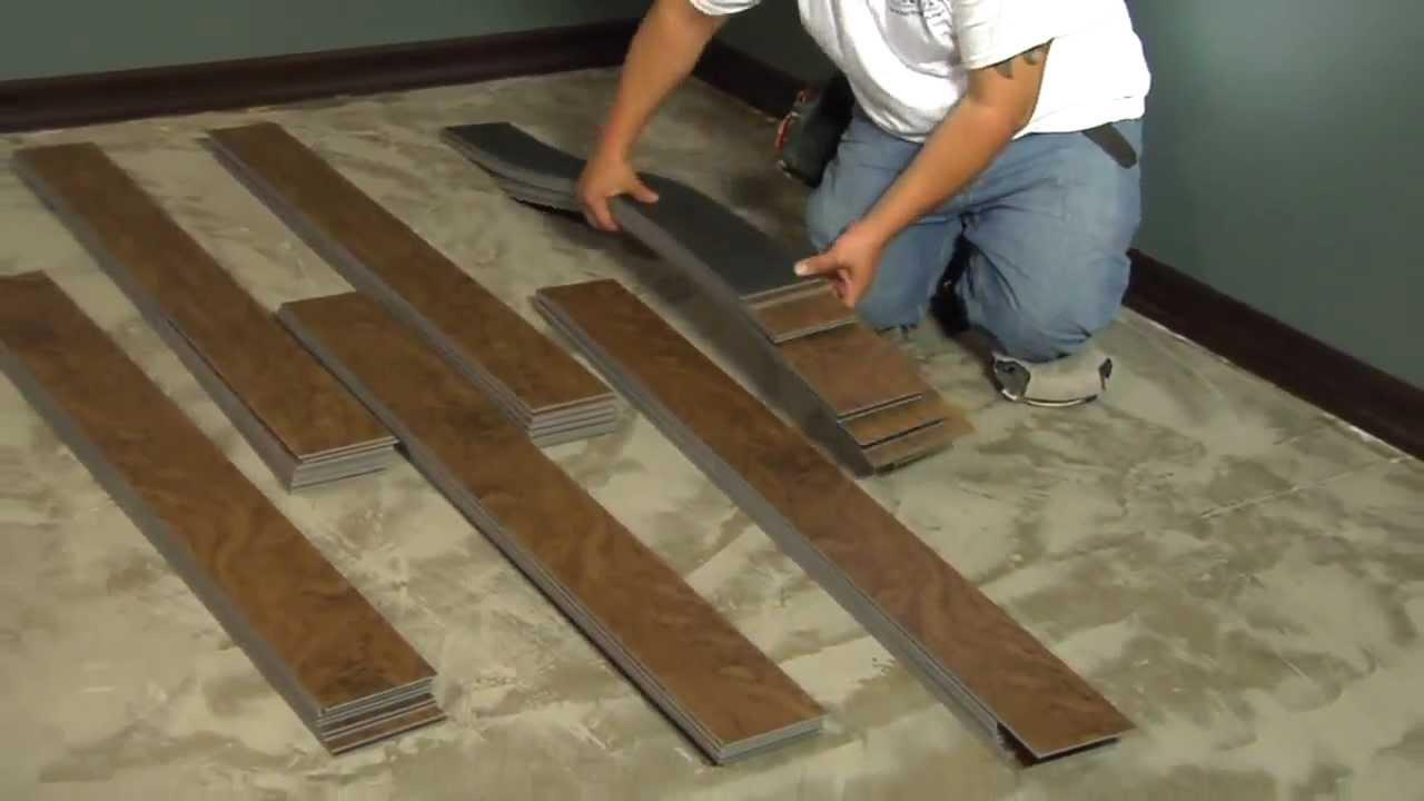 Vinyl Plank Flooring Vinyl Plank Flooring Installation