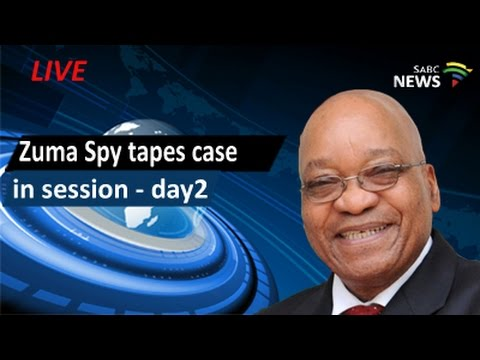 Spy Tapes Court Case in session - day 2, 02 March 2016