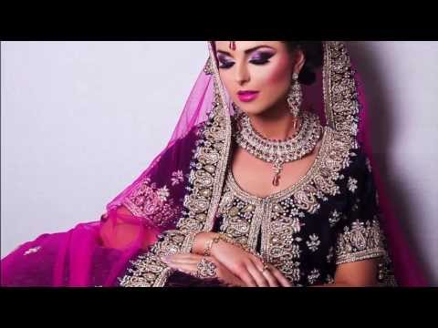 Asian Bridal Wedding Makeup Tutorial Modern Walima by Raya Beauty