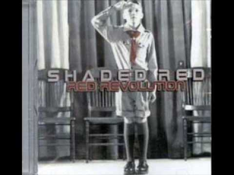 Shaded Red - When God Ran