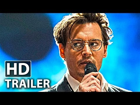 TRANSCENDENCE - Trailer (German | Deutsch) | Johnny Depp HD