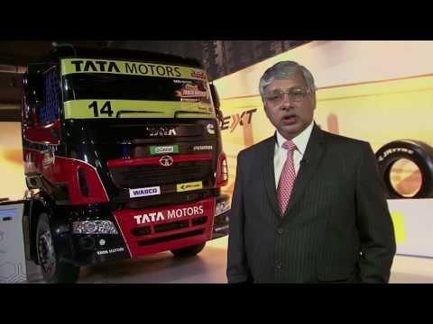 Tata Motors Horizonext - Ravindra Pisharody (Executive Director - Commercial Vehicles)