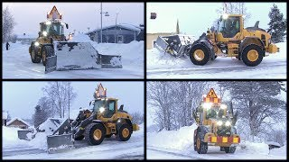 Volvo L70H | Snow clearing
