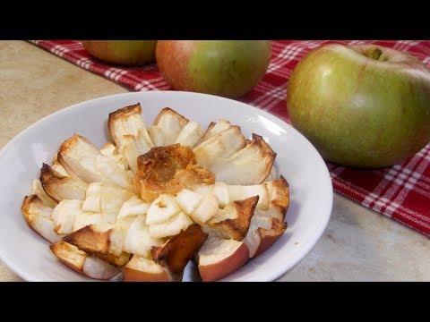Мамин рецепт самых вкусных и красивых запеченных в духовке Яблок