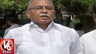MP KVP Ramachandra Rao: Congress Will Fight Till Promises Are Fulfilled