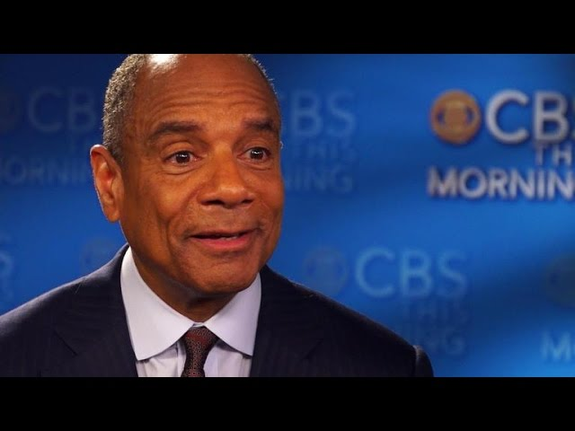 American Express CEO's advice for business owners