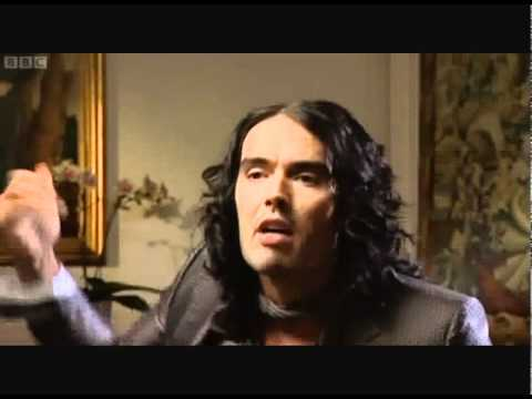 Russell Brand On Newsnight [Full Interview]