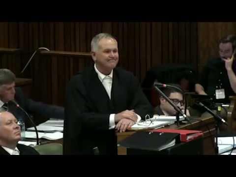 Oscar Pistorius Trial, Day 41: Defense Final Argument - Aug 8, 2014