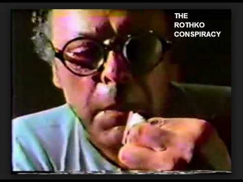 The Rothko Conspiracy - Suicide & Scams In The Art World (1983)