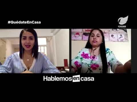 Hablemos en Casa - Episodio 21 - Carmen González