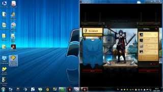 Royal Quest - Игра в 2 окна
