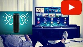 Control Smart Tv With Amazon Alexa - Free