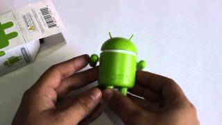Unboxing Android Toy ESPAÑOL