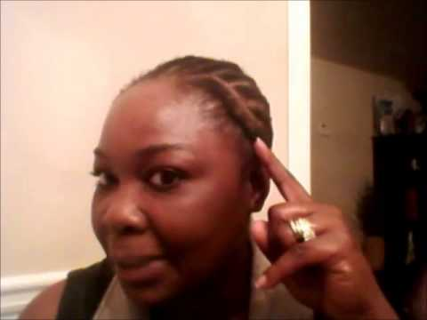 Crochet Braids On Youtube : Protective hairstyle....Crochet Braids - YouTube