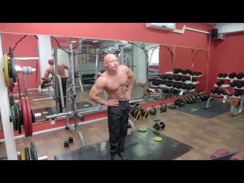 Разминка перед тренировкой / Warm up before exercise how to do / Ярослав Брин