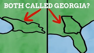Why Is Georgia The Name Of A Country & State?